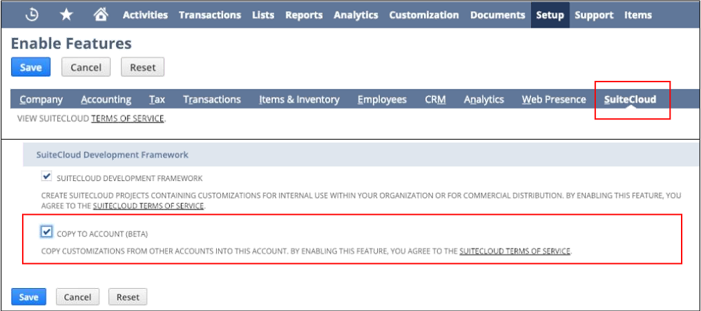 New Feature Highlights in NetSuite Release 2019 1