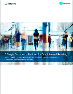 A Single Commerce Platform