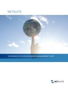 NetSuite Brochure