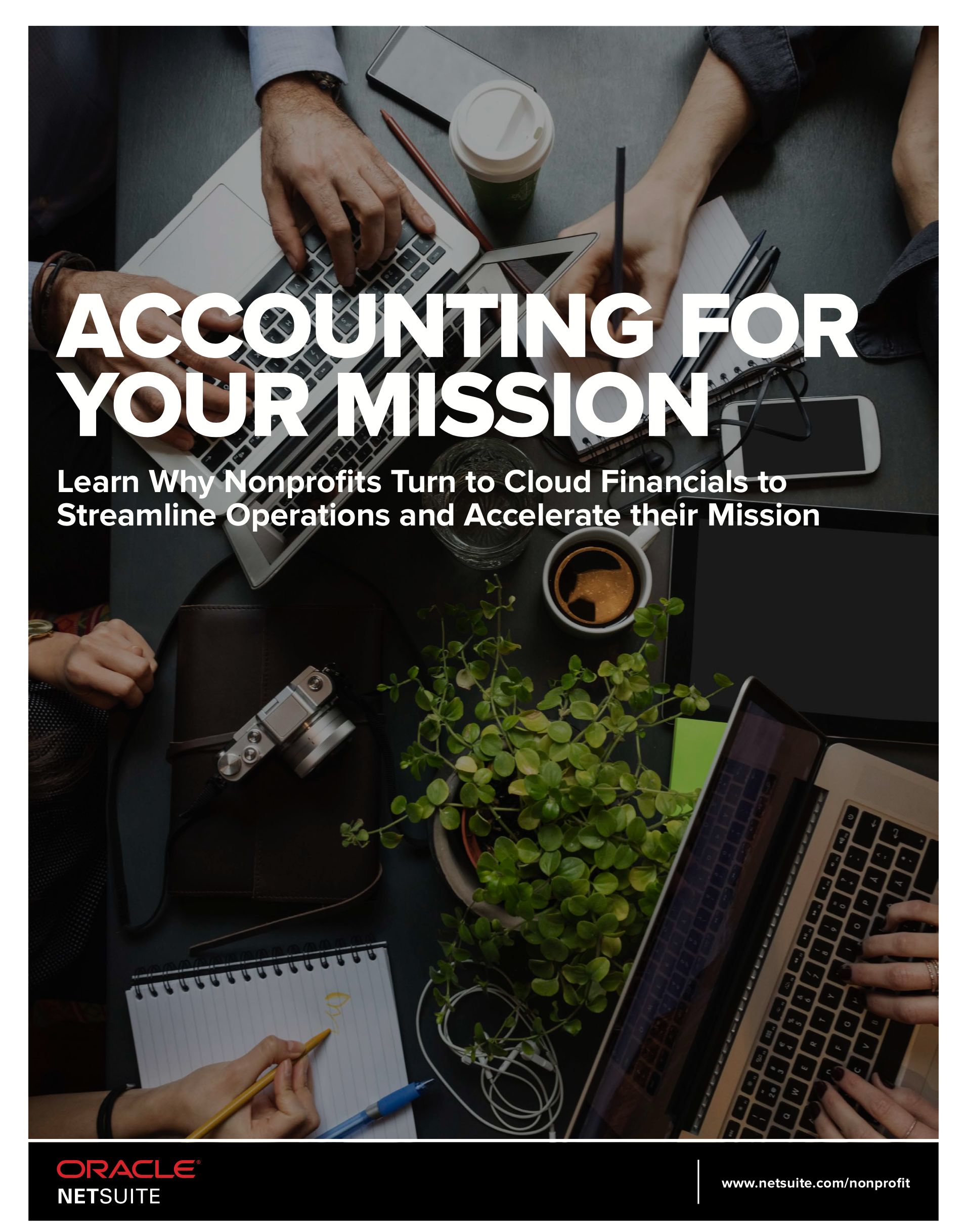 Accounting for your mission
