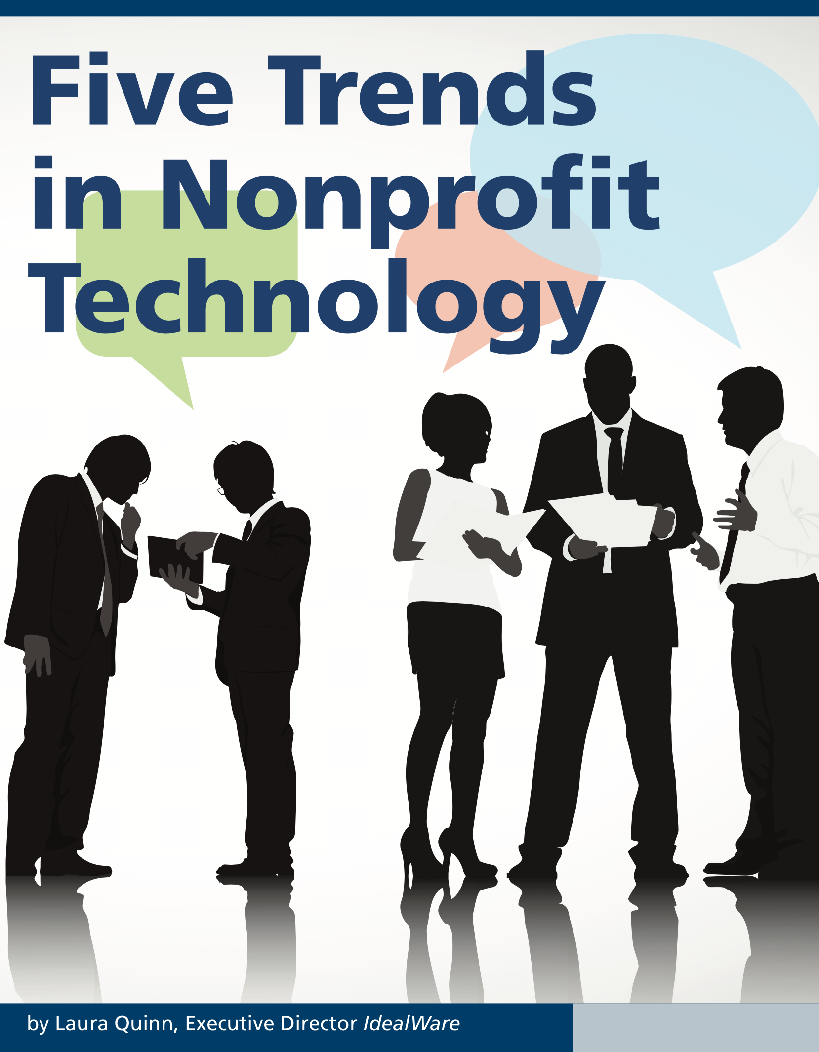 Five Trends in Non-Profit Technology