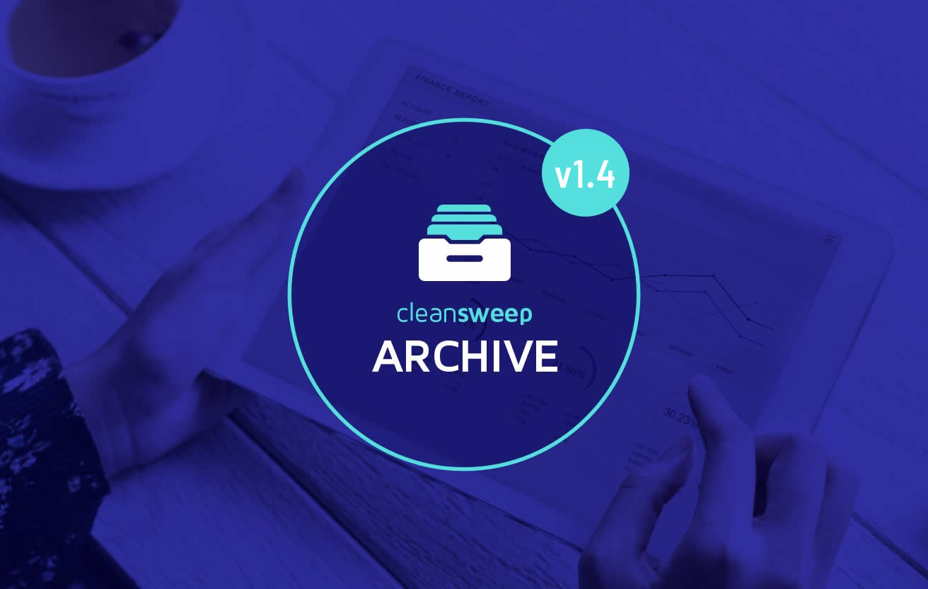 CleanSweep Archive v1.4