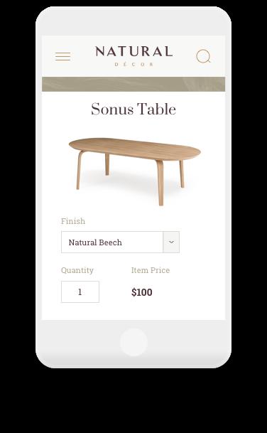Sample Theme -Mobile