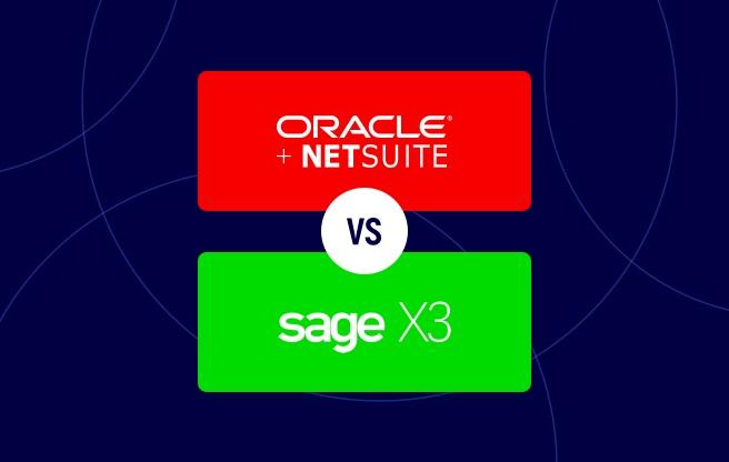 Sage x3 vs NetSuite: Ultimate Comparison Guide